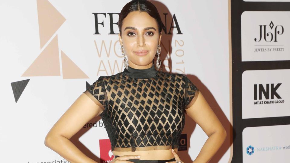 Actor Swara Bhaskar will  next be seen in Veerey Di Wedding, which also stars Kareena Kapoor Khan and Sonam Kapoor.