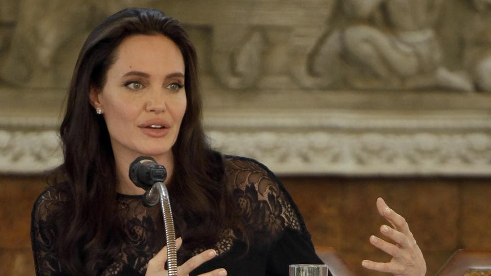 Angelina Jolie,First They Killed My Father,Vanity Fair