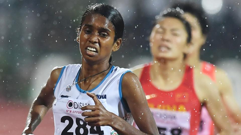 PU Chithra,Athletics Federation of India,AFI