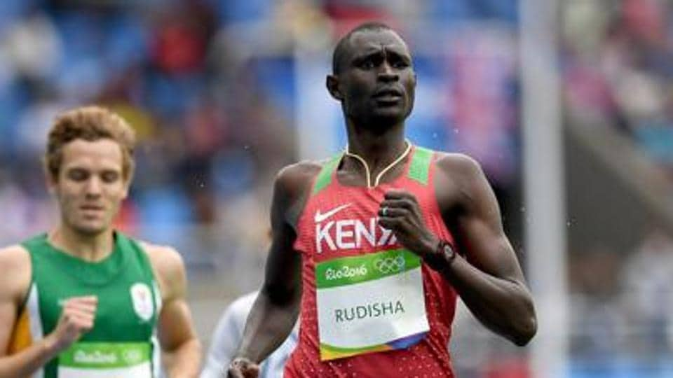 David Rudisha, the reigning Olympic and world champion in the 800m event, has pulled out of the World Athletics Championship due to a quad strain.