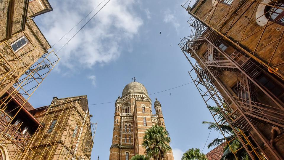 The construction of the building began on December 9, 1884 and was completed on July 31, 1893.  (Kunal Patil/HT Photo)