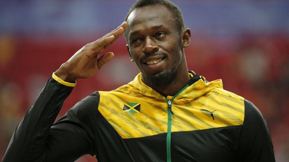 Usain Bolt,IAAF World Championships,Olympics