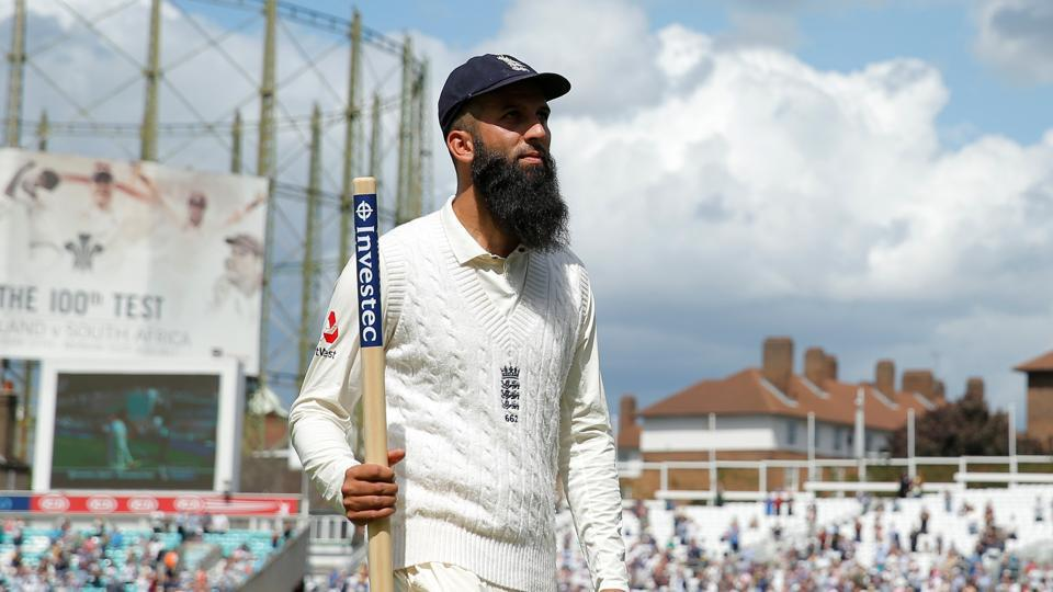 Moeen Ali and Toby Roland-Jones were the stars as England completed a magnificent turnaround after their heavy loss in Trent Bridge. (Action Images via Reuters)