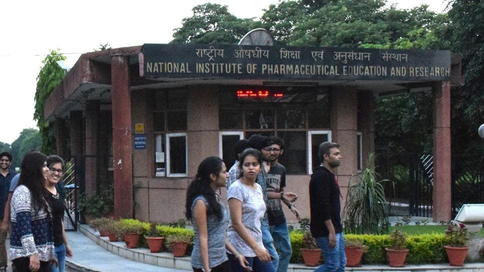 National Institute of Pharmaceutical Education and Research (NIPER), Mohali.
