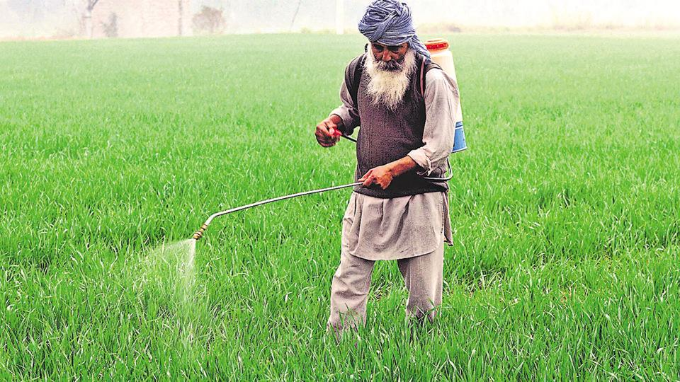 Capt Amarinder govt,spurious pesticides,KPR Agrochem Ltd