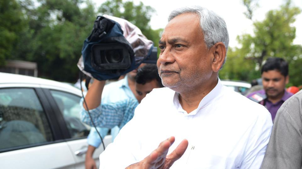 Nitish Kumar is a co-accused along with notorious gangsters like Dular Chand Yadav and Dilip Singh in the murder case.