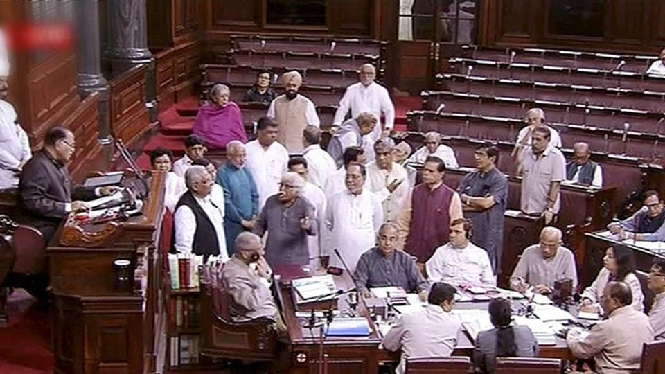 Govt Out-Voted In Rajya Sabha Over Composition Of Backward Classes Commission