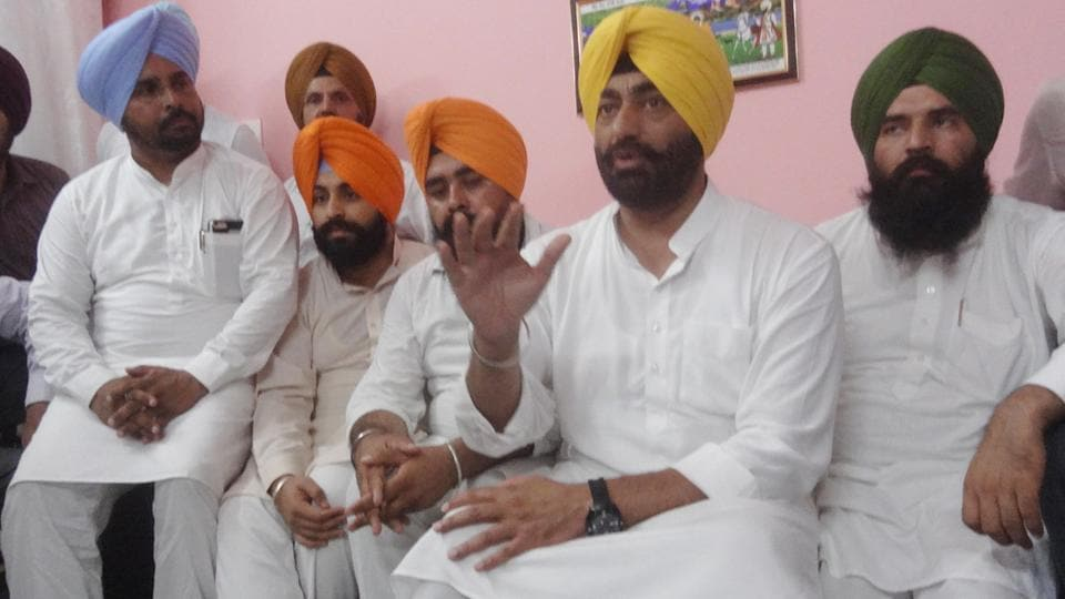 Khaira said that he had spoken to Punjab DGP Suresh Arora and Rupnagar SSP over the issue.