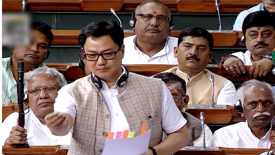 Opposition, NDA MPs spar over lynching in Lok Sabha