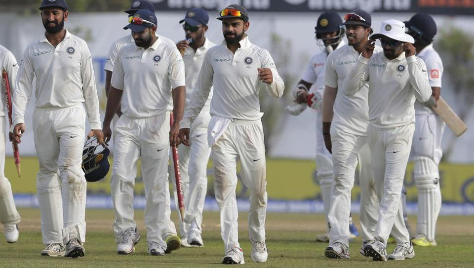 Image result for india test team 2017