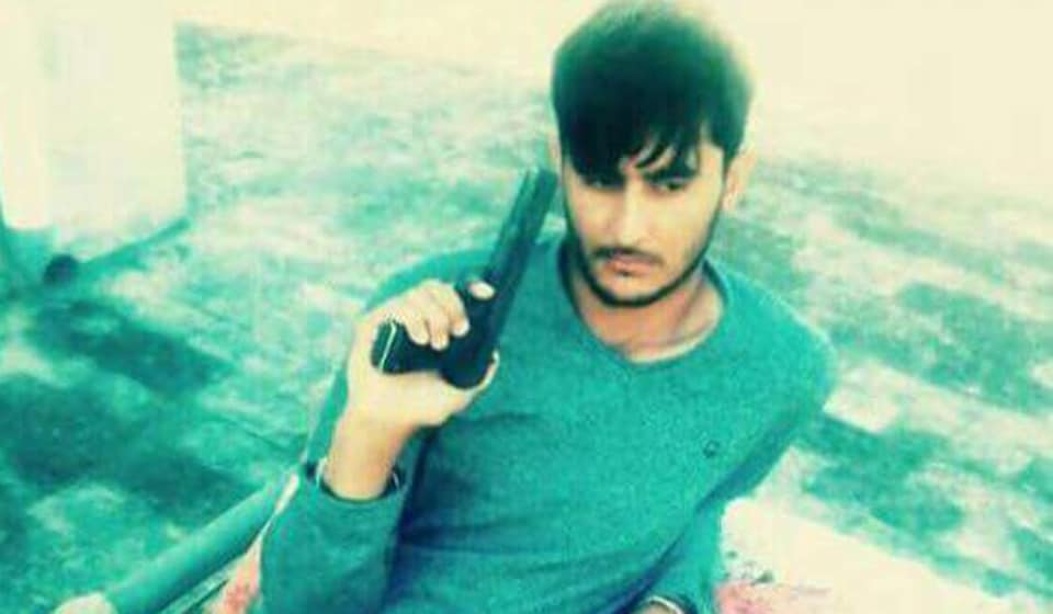 Harsimrandeep Singh Simma has confessed to his crime in a Facebook post.