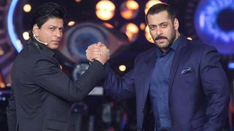 Shah Rukh Khan and Salman Khan are all set to clash this October, but on TV.