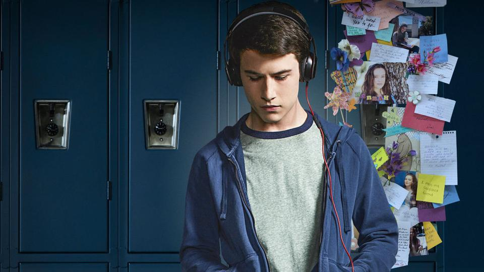 A still from the show 13 Reasons Why