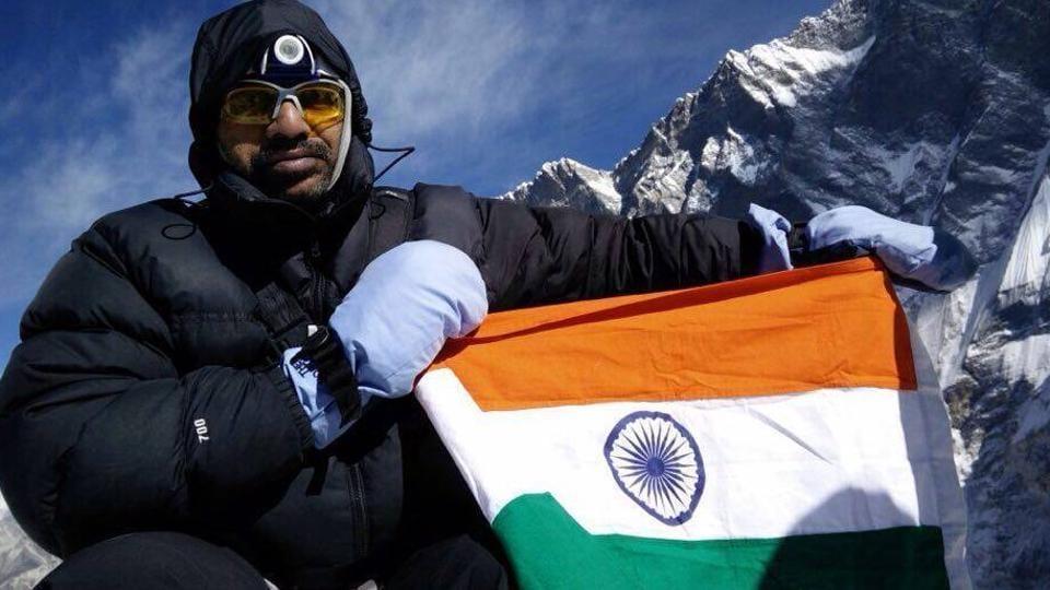 Subhash Takale,mountaineer,trekker