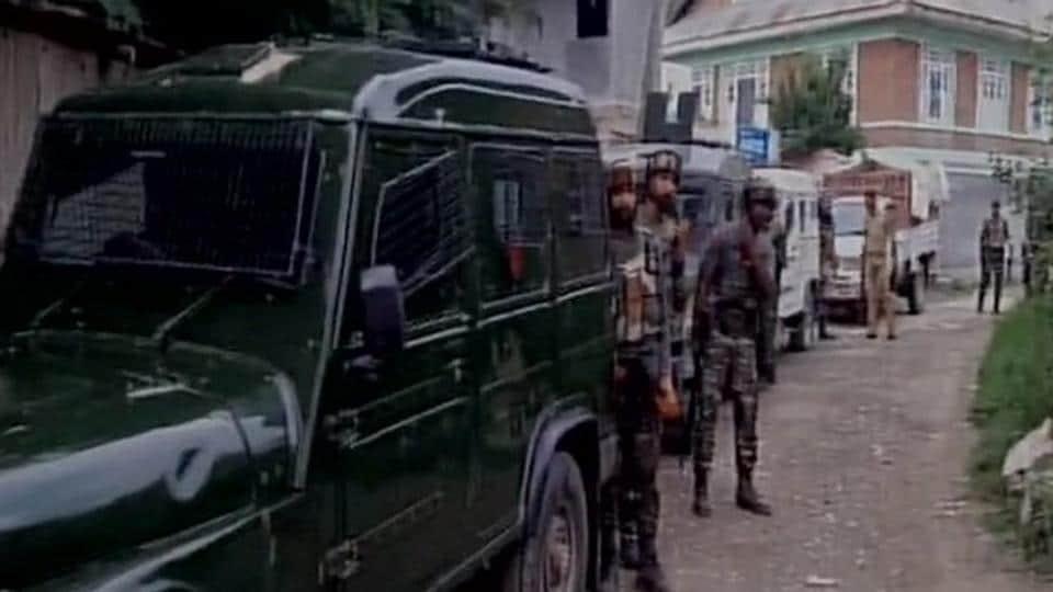 Pulwama,Pulwama encounter,Kashmir encounter