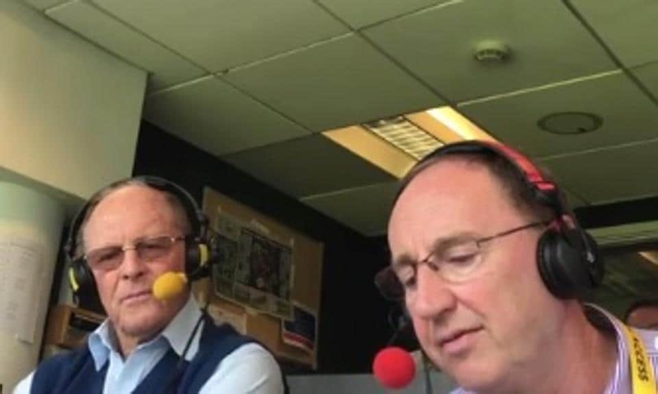Geoffrey Boycott was a victim of a hilarious on-air prank in which Jonathan Agnew, a BBCTMScommentator read out a release in which the records of the 1970 series between England and Rest of the World, in which Boycott scored a century would be annulled.