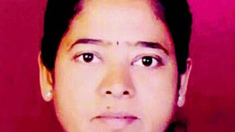 Manjula Shetye, the prisoner who died after the assault in Mumbai.