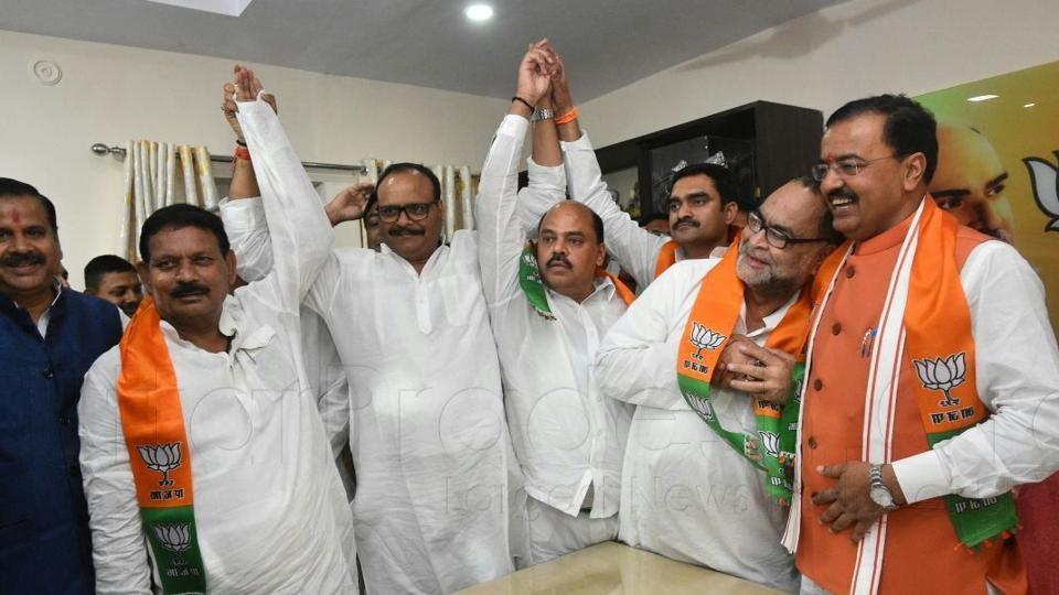 SP,BSP,BJP