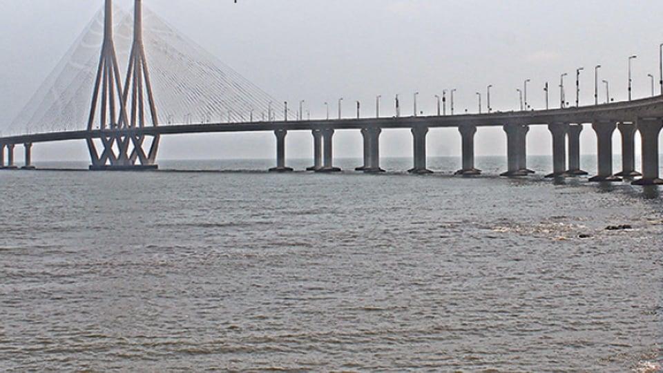 Mumbai,BMC,Bandra-Worli sea link