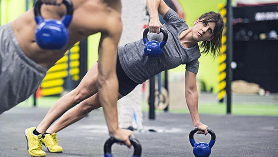 CrossFit is not a sport. It's a training method, designed for everything that life might throw at you.