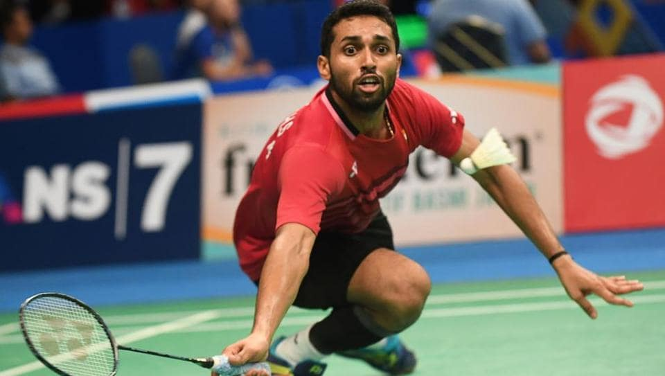 H.S. Prannoy has made it to round 2 of the New Zealand Open Grand Prix Gold.