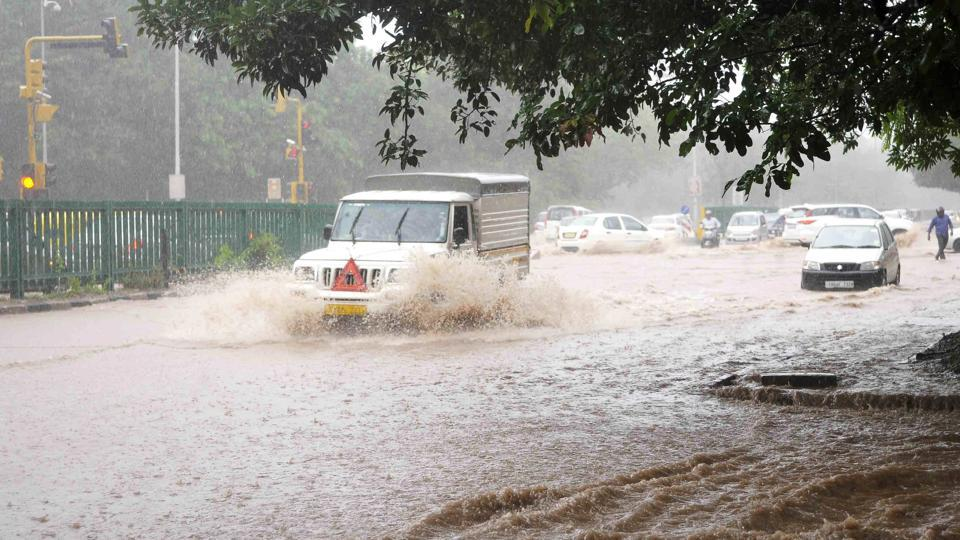 B Purushartha said the MC doesn't have a solution to tackle waterlogging during heavy showers as of now.