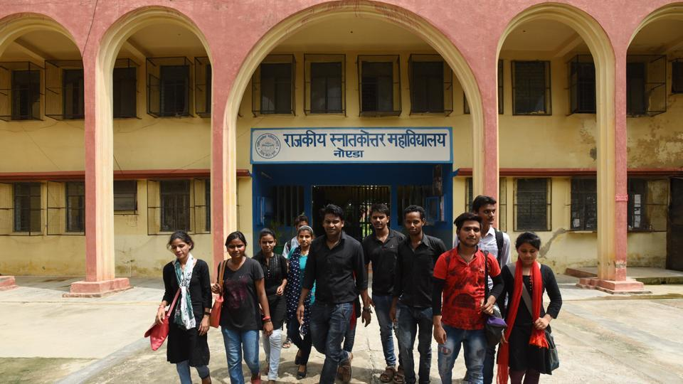 st of those seeking admissions in colleges affiliated to the Gautam Budh University (GBU) are opting for five-year dual degree course — BTech and MBA, BTech and MTech.