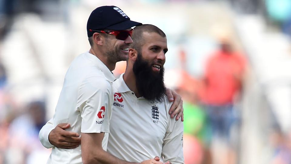 Moeen Ali became the first England spinner to take a hattrick since 1938 and his exploits have helped England take a 2-1 series lead against South Africa.