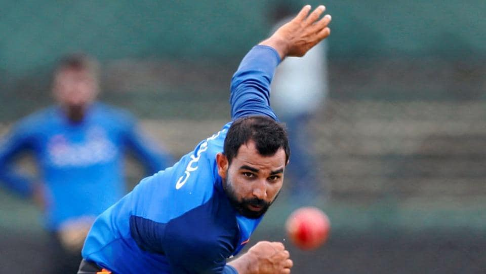 Mohammed Shami had a decent showing in the first Test and will look to carry on in the same vein come the second Test.  (REUTERS)