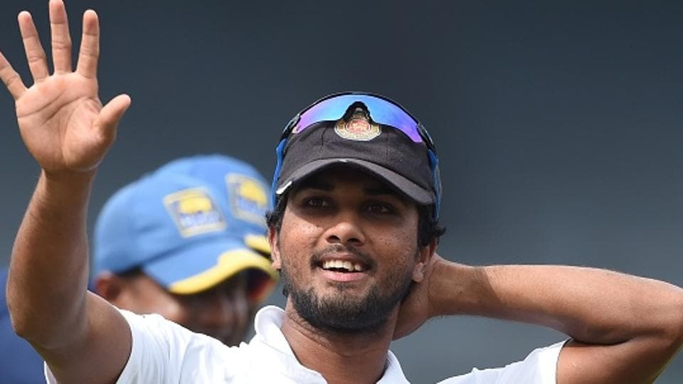 Sri Lanka national cricket team captain Dinesh Chandimal has been training at the R Premadasa Cricket Stadium in Colombo the last four days after getting discharged from the hospital.Lankan manager has said Chandimal is likely to feature in the playing XI for the second Test match against Indian cricket team.