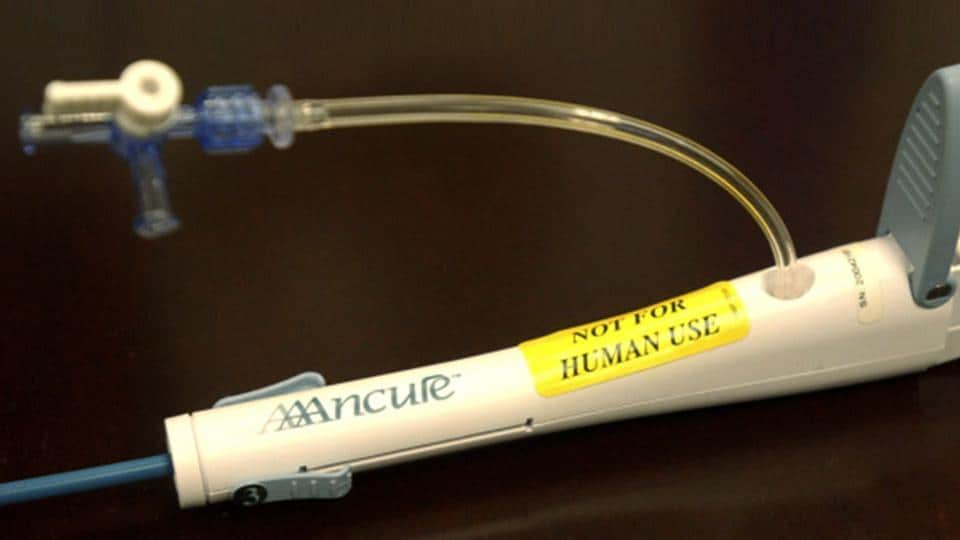 Medical devices like stents will have MRPmentioned on their packs.