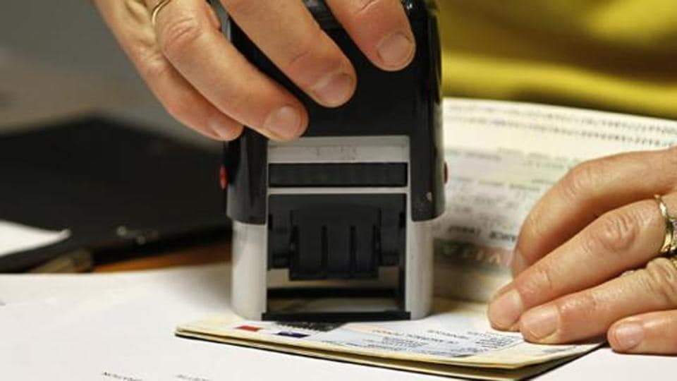 The US issued H-1B visas to 26 lakh people in 11 years.