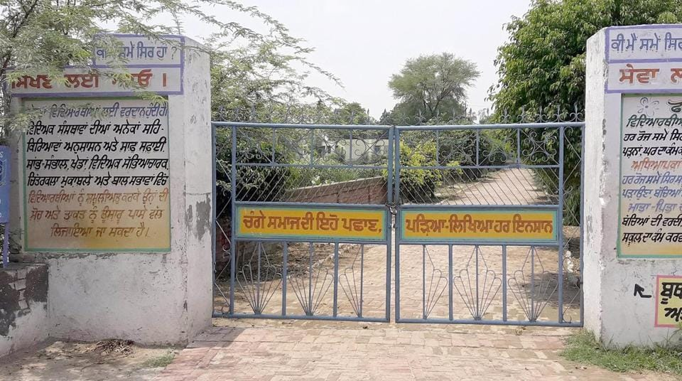Punjab's border areas,students wait for textbooks,PSEB