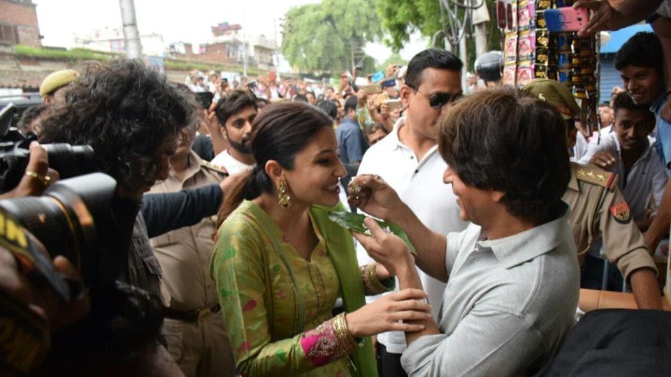 Shah Rukh Khan,Imtiaz Ali,Jab Harry Met Sejal