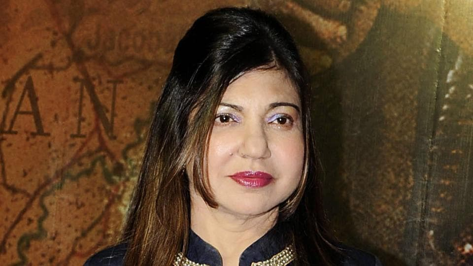 Singer Alka Yagnik has been a part of the Hindi film industry for almost 30 years now.
