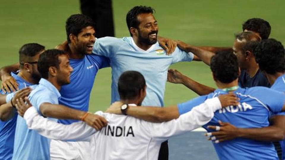 The Indian Davis Cup team will train in New York before heading to Canada.