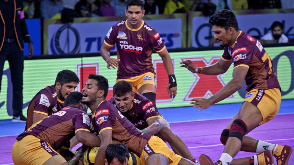 UP Yoddha are now second in the table after their win over Telegu Titans