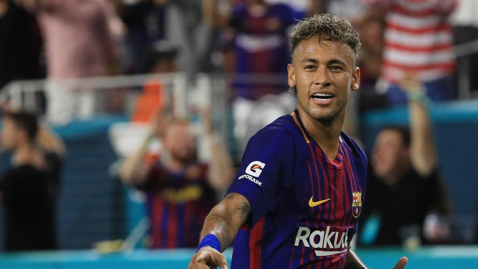 There are strong rumours that Neymar might leave Barcelona for Paris Saint-Germain.
