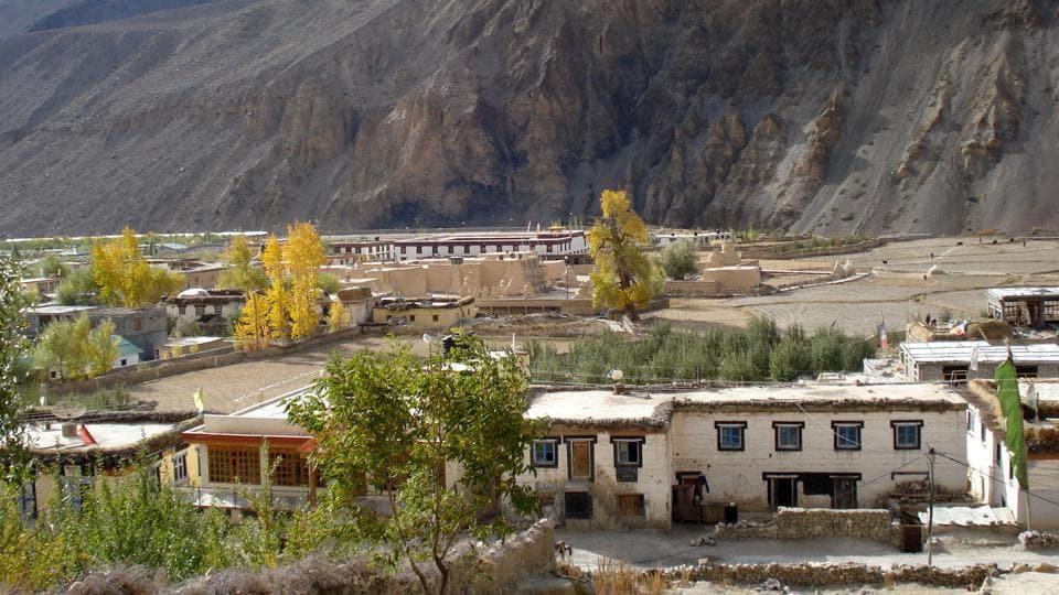 Himachal Pradesh,Himalayas,Spiti Valley