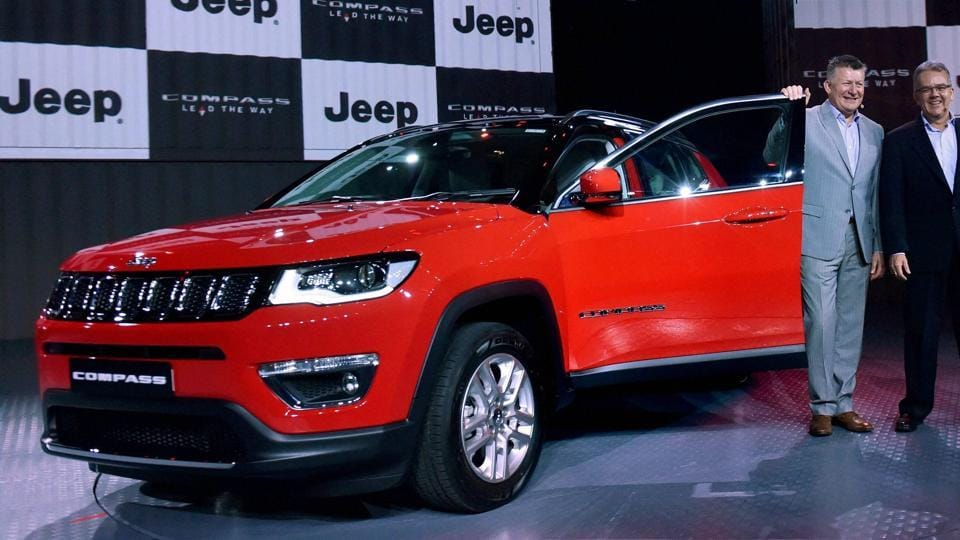 Available in 10 different variants in 1.4 litre petrol and 2 litre diesel, the Compass is available in both 4X2 and 4X4 versions.