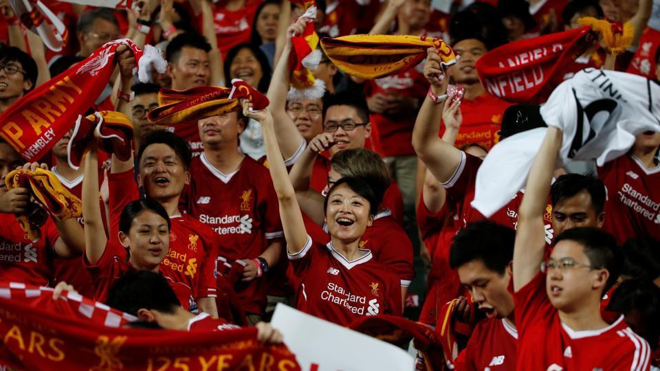 Liverpool FC,Premier League,Anfield Stadium