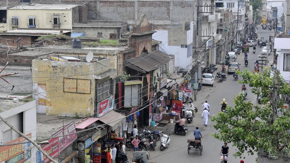 Earthquake Prone Ludhiana At Risk From Unauthorised