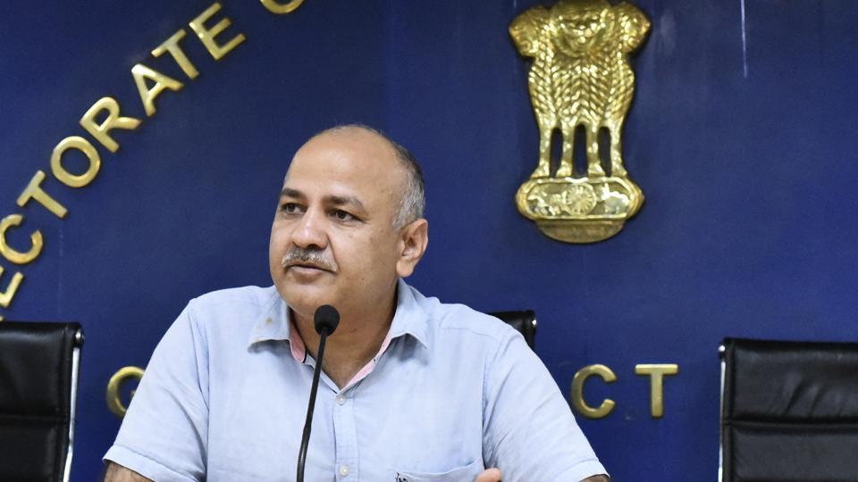 Manish Sisodia,CAG,CAG audit