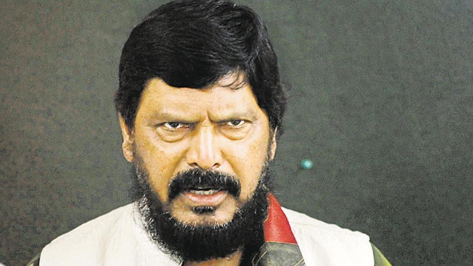 Vande mataram,Ramdas Athawale,Republican Party of India