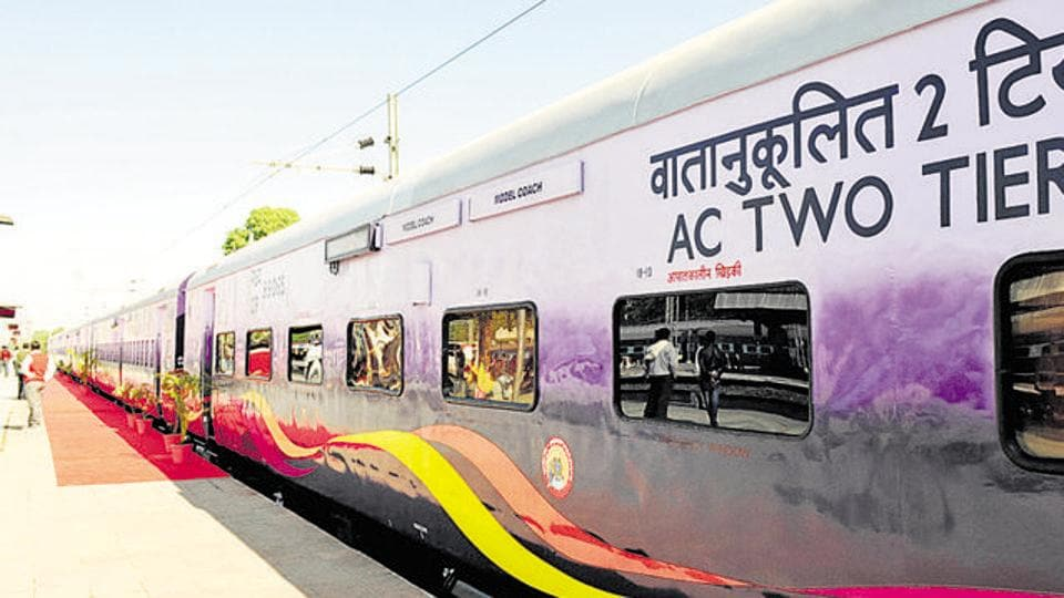 Blankets will no longer be provided to passengers in AC coaches. (HTFile Photo)