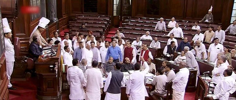 Lok Sabha,Rajya Sabha,Monsoon session