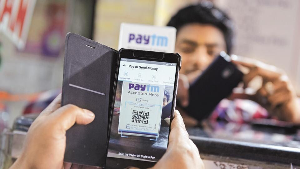Paytm,Whatsapp,Messaging service