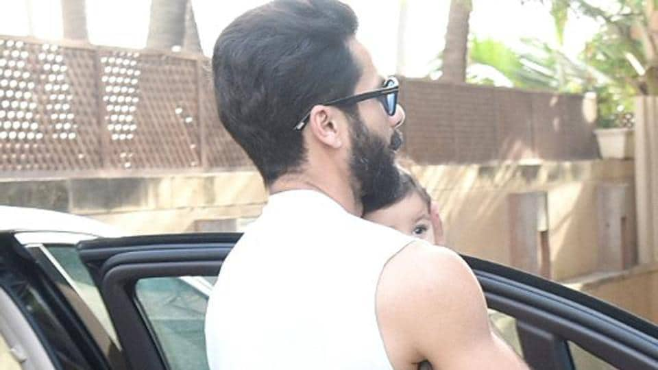 Shahid Kapoor plans to take his daughter Misha on a foreign holiday for her first birthday.
