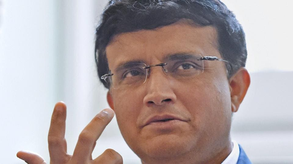 Sourav Ganguly is former captain of the Indian cricket team and current president of the Cricket Association of Bengal.