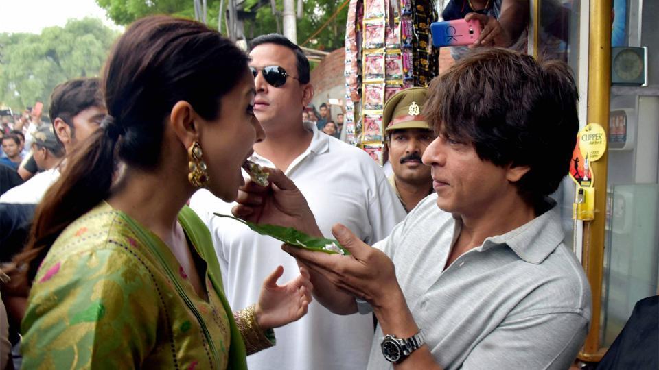 Jab Harry Met Sejal,Shah Rukh Khan,Phurr